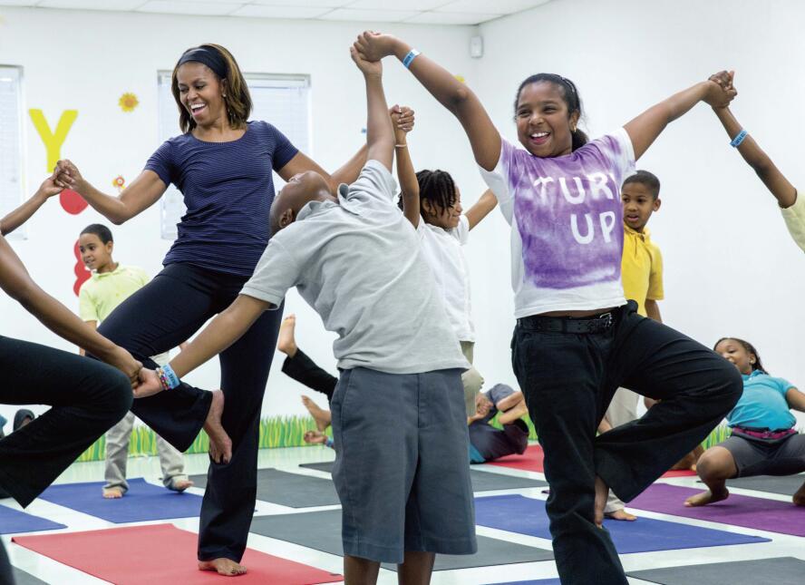 Michelle Obama en los ojos de su fotógrafa personal chasing-light-p124-l...