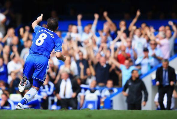 También perdieron al más grande jugador de su historia, Frank Lampard qu...