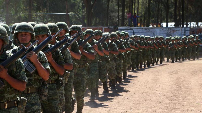 Operativo en Guerrero