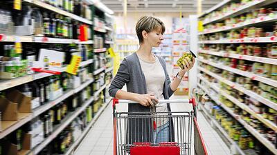 u00bfLees las etiquetas de productos que compras y comes?