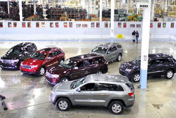 El alza en las ventas abarcó todas las marcas del tercer fabricante de a...