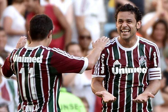 11.- Fred. No es el más popular después del Mundial de Brasil 2014 pero...