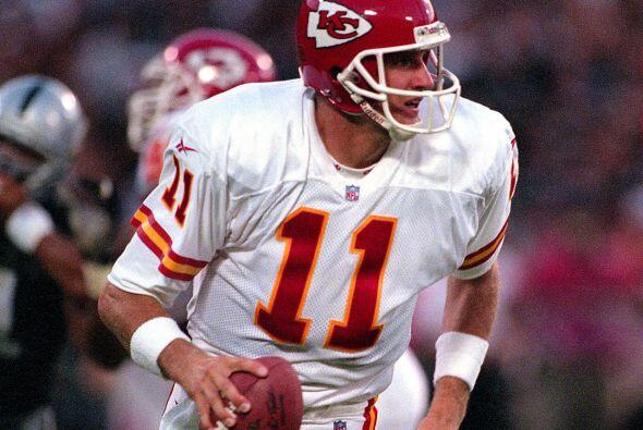 15. Elvis Grbac - 504 yardas: Kansas City Chiefs vs. Oakland Raiders, 5...