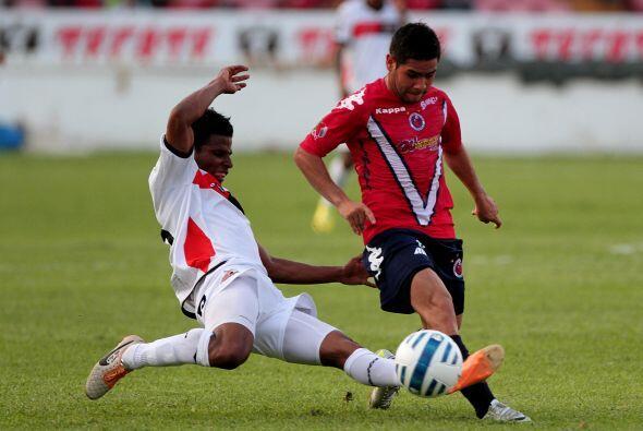 La situación económica del Veracruz los ha hecho jugar s&o...