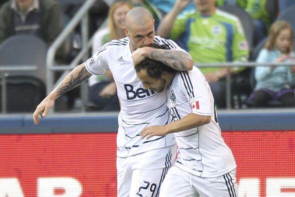 Vancouver consiguió un empate muy dramático en Seattle.