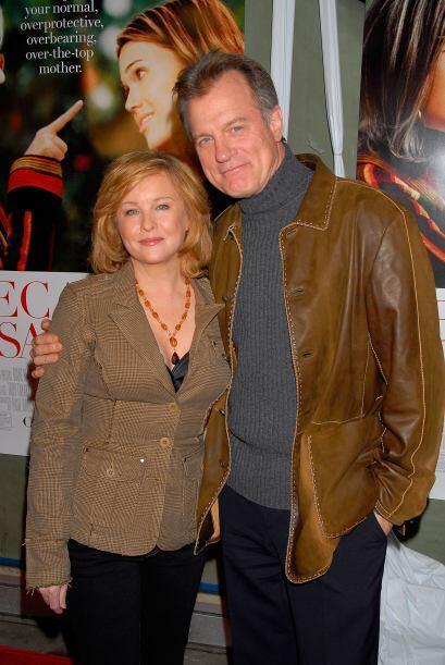Según la actriz, Stephen le dijo que se sentía feliz de que fueran a ten...