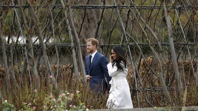 En su anillo de compromiso, Meghan Markle lleva un 'pedacito' de Lady Di