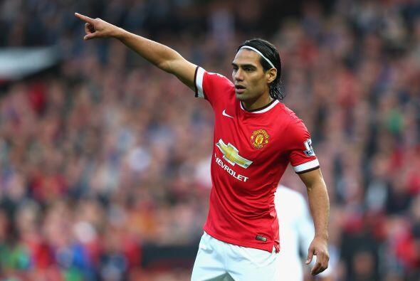 Radamel Falcao tiene las horas contadas en el Manchester United. El 'Tig...