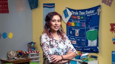 """Nancy Macias: """"Creo que la riqueza de nuestra cultura latina puede..."""