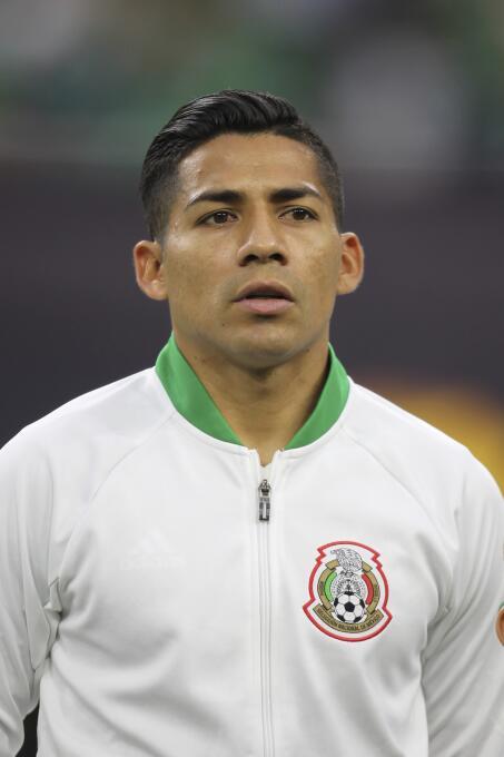 El ranking de los jugadores de México vs Venezuela GettyImages-540028366...