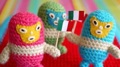 Amigurumi Los Munecos De Crochet Que Llegaron De Japon Y