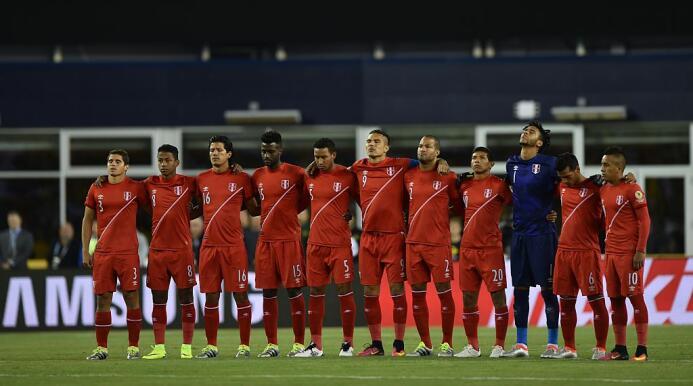El ranking de los jugadores de Brasil vs Perú Per%C3%BA.jpg