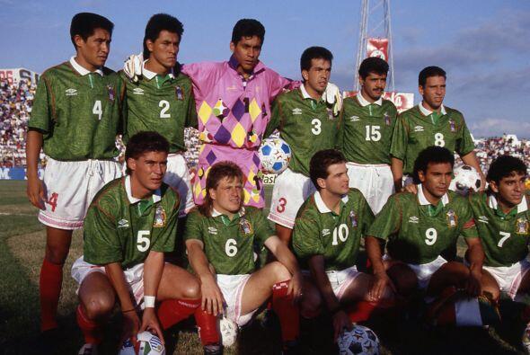 El primer enfrentamiento entre ambas selecciones en Copa América se dio...