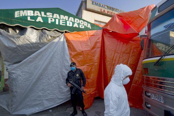 Hasta el momento suman 126 los cuerpos hallados en las narcofosas, según...