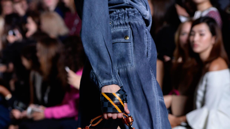 Louis Vuitton fashion show as part of Paris Fashion Week Spring/Summer 2...