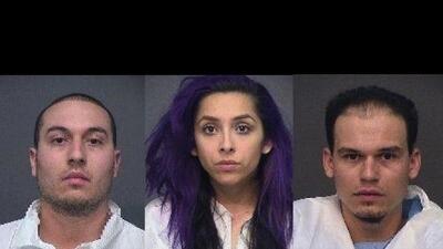 Tres sujetos, entre ellos un policía, fueron detenidos por herir...