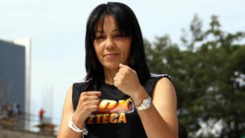 Jackie Nava dispuesta a pelear con Mariana Juárez.