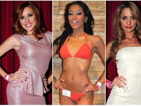 De Chile tenemos a Stephanie Torres, Karina Correa de Ecuador y Natalia...
