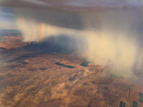 Tormenta de arena Arizona