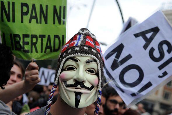 Actualmente uno de cuatro españoles se encuentra desempleado.