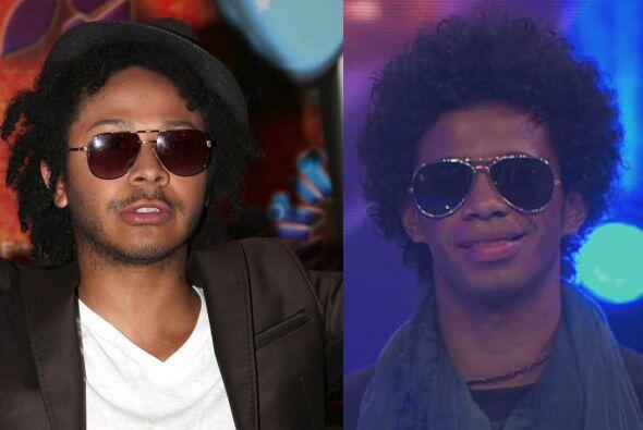¿A poco no Rafael Salinas podría pasar por hermano del cantante Kalimba?