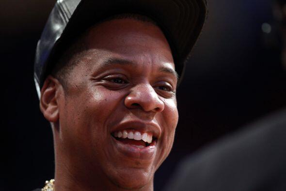 'Queen B' Muy bien acompañada de su esposo, el rapero y productor Jay-Z