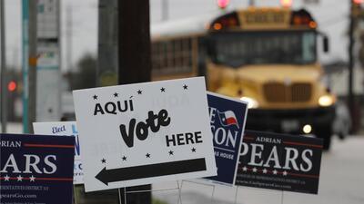 Texas celebra las primeras elecciones primarias del 2018
