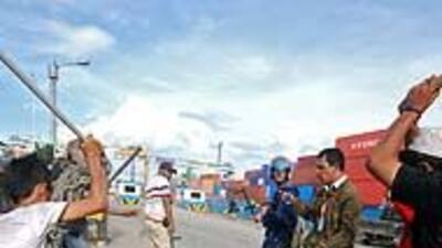 Pobladores mataron a tres presuntos secuestradores en México 2d8c7b6293e...