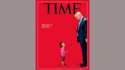 """Tras la separación de familias en la frontera, 'Time' se pregunta """"¿qué clase de país somos?"""" con esta poderosa portada"""