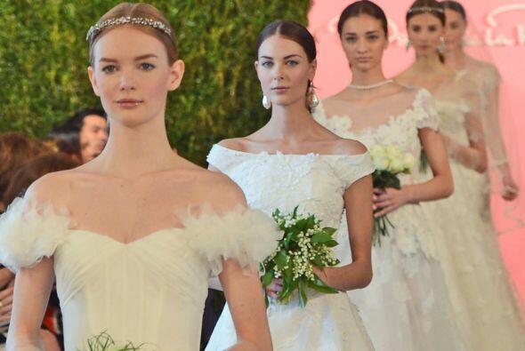 Si ya estás preparando tu boda, mira los mejores vestidos que pre...