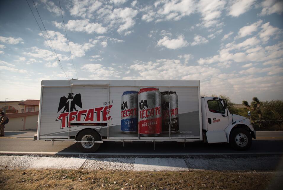 Tecate ofreció a la familia de la quinceañera las cervezas que se ofreci...