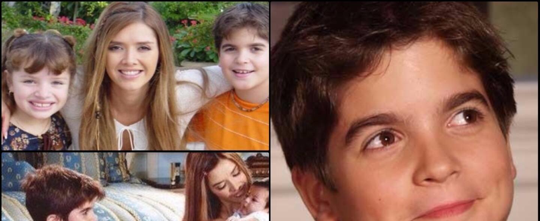 Se cumplen 6 años de la muerte de Konstantin Vrotsos, estrella infantil...