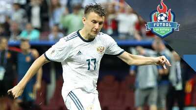 Aleksandr Golovin, una de las revelaciones del Mundial, ficha con el Mónaco