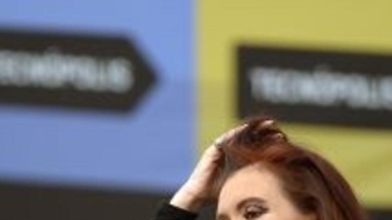 Cristina Fernández se cayó el 11 de agosto de 2013 y el gobierno ocultó...
