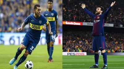 Tevez vs. Messi: Boca Juniors es el invitado del Barcelona para el Joan Gamper