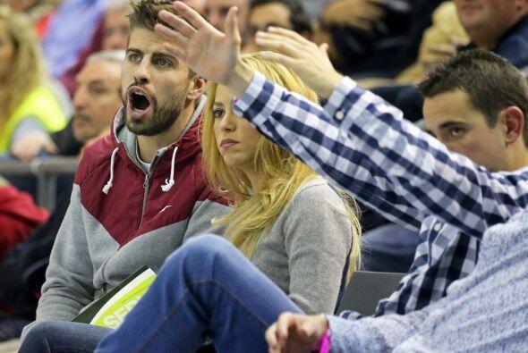 Shakira está instalada en Francia, grabando su nuevo disco, pero se dio...