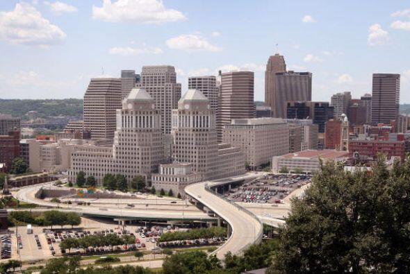 #3. Cincinnati, OH. Como la primera ciudad importante del interior del p...
