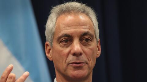 El alcalde Rahm Emanuel anunció cuándo van a cerrar las escuelas pública...