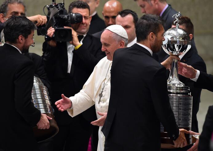 El Vaticano y el fútbol