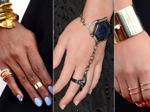 ¡Los anillos regresan con fuerza para llenar de estilo tus m...
