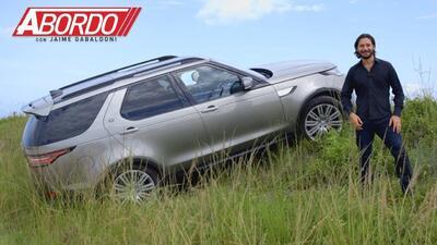 Pusimos a prueba una de las camionetas más capaces y elegantes: Land Rover Discovery 2019
