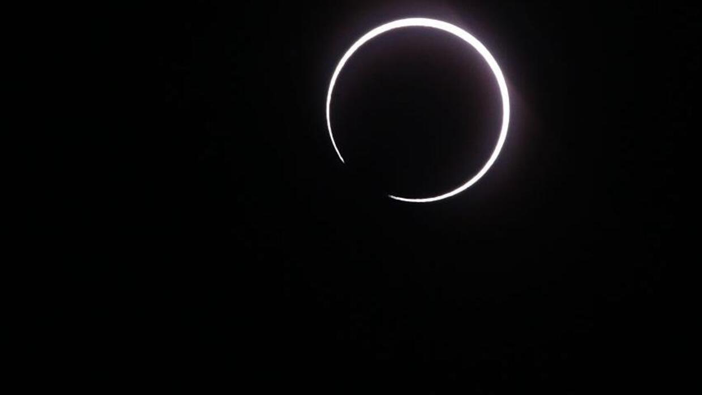 Eclipse 2017 En Houston >> Previsiones astronómicas 2017: un eclipse total de Sol y 10 lluvias de estrellas - Univision