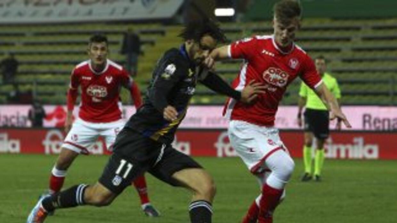 El Parma no pasó apuros para eliminar al Varese.