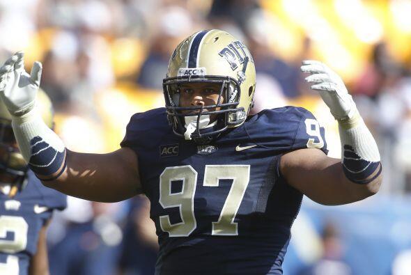 25. Aaron Donald, DT, Pittsburgh (AP-NFL).