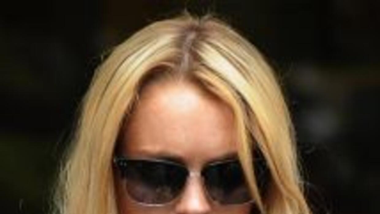 La actriz Lindsay Lohan pagará una condena de 90 días, aún podría reduci...
