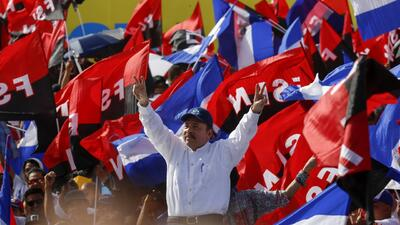 """""""Descarada, brutal y despiadada"""" es la represión de Daniel Ortega en Nicaragua, según el director de Human Rights Watch"""