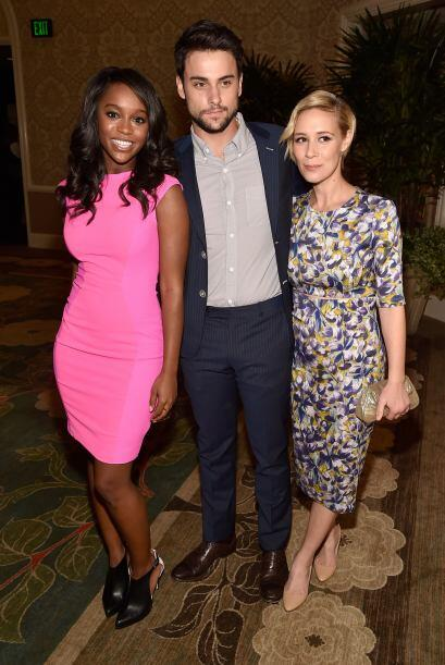 Las estrellas del show 'How to get away with murder'.