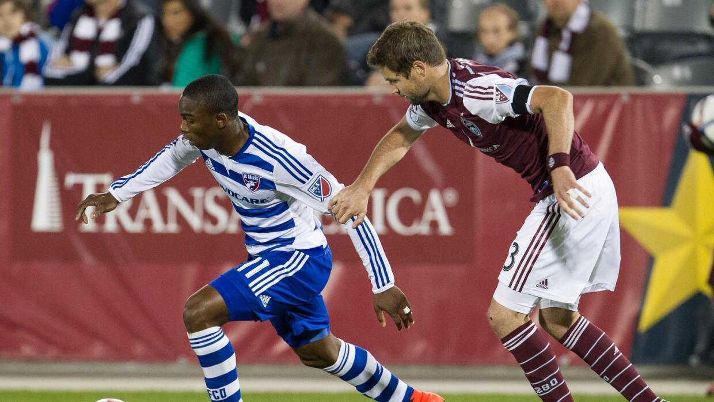 El talento de Castillo fue el factor de desequilibrio en el partido.