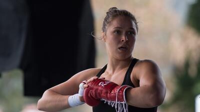 Ronda Rousey, la bella máquina de pelea que es figura de UFC