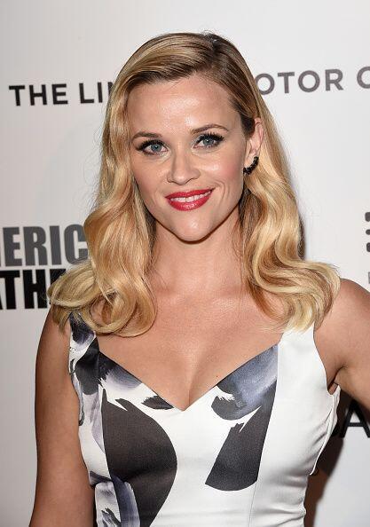 """Reese Witherspoon , ganadora de un Premio """"scar, un Globo de Oro, un pre..."""
